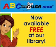 ABC mouse library banner